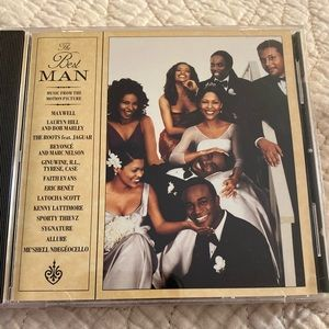 The Best Man Music From the Motion Picture music